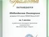 Грамота за 1 место в  Районном конкурсе Мечтай Верь Твори_result